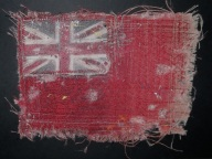 Embroidered Red Ensign (2)